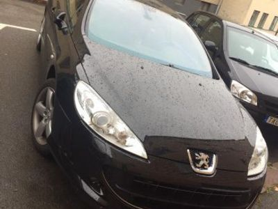 begagnad Peugeot 407 Coupe 2,2 06 -06
