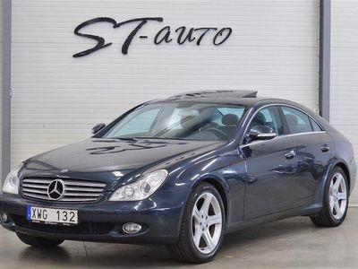 begagnad Mercedes CLS500 7G-Tronic 306Hk