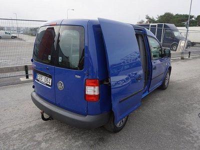 begagnad VW Caddy Skåp 1.9 TDI Verkstadsinredd -08