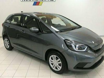 begagnad Honda Jazz 1,5 HYBRID COMFORT CVT 2021, Halvkombi Pris 229 800 kr