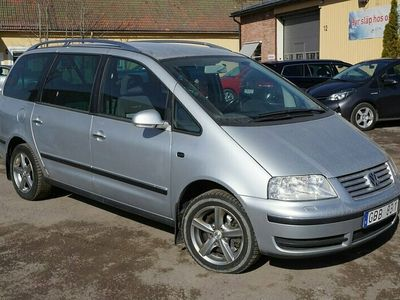 begagnad VW Sharan 1.8 T Freestyle 7-sits 2008, Personbil Pris 35 900 kr