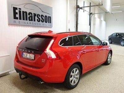 begagnad Volvo V60 D4 AWD Summum paket (163HK)