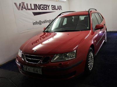 begagnad Saab 9-3 SportCombi 1.8t Sport Linear (150hk) NY BESIKTAD, FULL SERVAD
