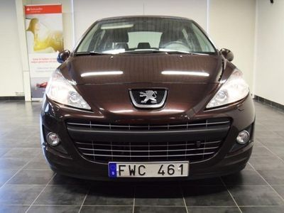 begagnad Peugeot 207 1.6 HDi (92hk) Nybesiktigad -11