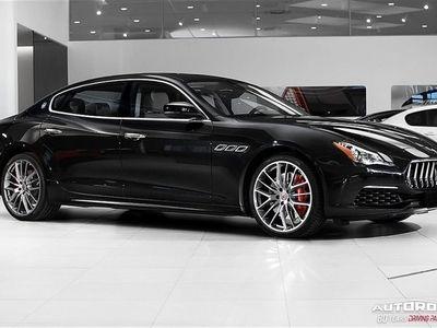 begagnad Maserati Quattroporte GranLusso GTS