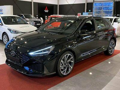 begagnad Hyundai i30 1.5 T-GDi DCT MHEV N-Line