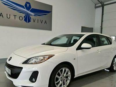 begagnad Mazda 3 31.6 D Sport DRAG 2012, Halvkombi Pris 74 900 kr