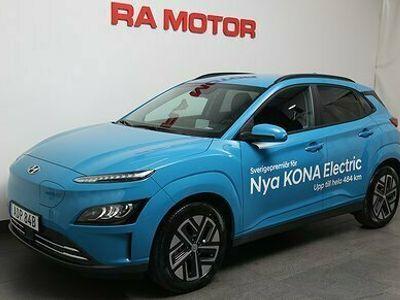 begagnad Hyundai Kona Electric 64 kWh 204hk Essential 2022 Facelift