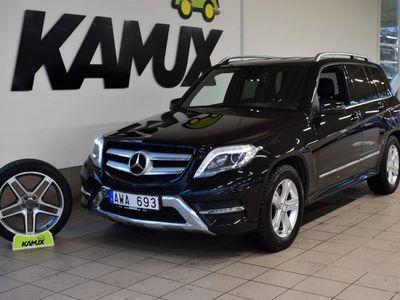 begagnad Mercedes GLK250 BlueTEC 4MATIC 7G-Tronic Plus, 204hk, 2013