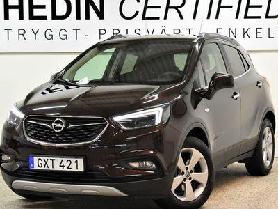 begagnad Opel Mokka X 1.6 Cdti 136hk Dynamic Värmare