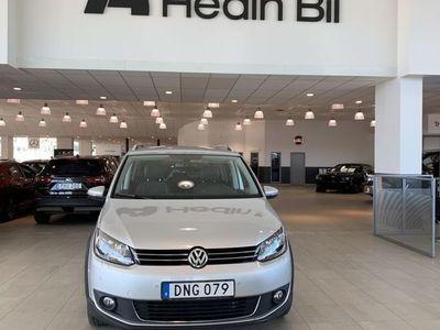 begagnad VW Touran Crossturan TSI 140 7-Sits