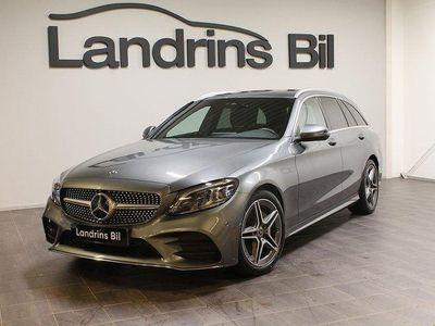 begagnad Mercedes C200 Kombi AMG / Premiumpaket