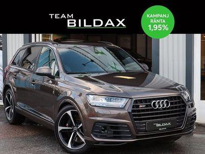 begagnad Audi SQ7 TDI 435HK Q COCKPIT VÄRMARE PANORAMA 7-SITS 1.95%