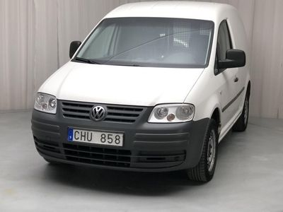 second-hand VW Caddy 1.9 TDI Skåp (105hk)