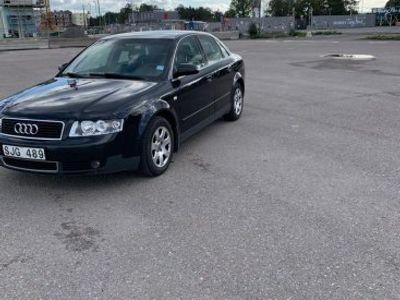 used Audi A4 Sedan 2.0 130hk 14600 mil BES -01