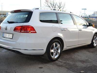 begagnad VW Passat 1.4 TSI Multifuel (160hk) 7990 Mil