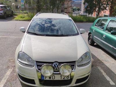 begagnad VW Golf Variant 1,9D