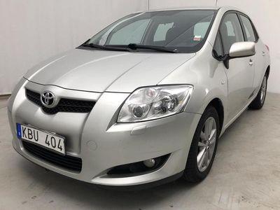 begagnad Toyota Auris 1.6 VVT-i 5dr
