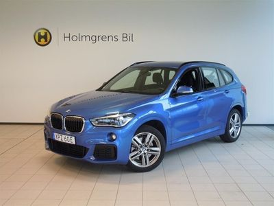 begagnad BMW X1 xDrive20d M Sport, Navigation, Parking