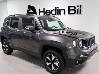 begagnad Jeep Renegade PHEV TRAILHAWK T4 240HK 4XE