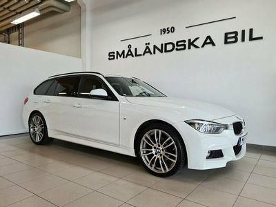 begagnad BMW 318 d xDrive Touring M Sport (150hk) Drag
