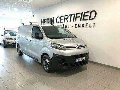 begagnad Citroën Jumpy Van 2.0 L2 BlueHDi Automat 2017, Transportbil Pris 169 875 kr