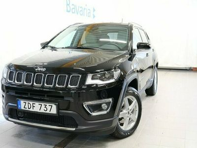 begagnad Jeep Compass 1.4 4WD Automat Limited AWD 170hk