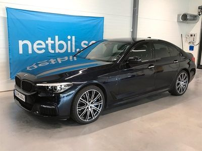 begagnad BMW 530 e iPerformance Sedan M-Sport 252hk Harman Backkamera