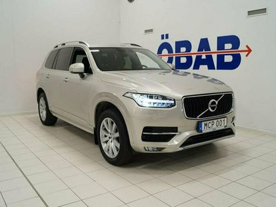 begagnad Volvo XC90 D5 AWD Aut Momentum Advanced Edition 2019, SUV 469 900 kr
