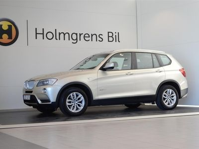 begagnad BMW X3 xDrive30d - Drag - Panorama (258hk)