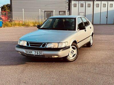 begagnad Saab 900 9002.3 Automat 150hk En brukare!