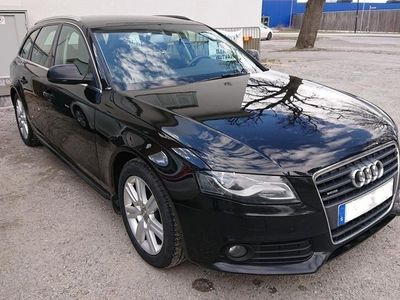begagnad Audi A4 Avant 2.0 TFSI E85 Proline