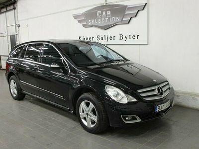 begagnad Mercedes R350 4MATIC GST (272hk)