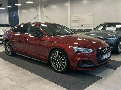 begagnad Audi A5 Sportback G-Tron 2.0 TFSI/S-Tronic/S-Line/170hk
