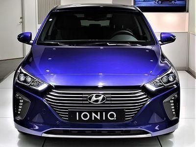 begagnad Hyundai Ioniq Plug in PremiumPlus Eco