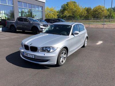 begagnad BMW 118 d Advantage Dragkrok