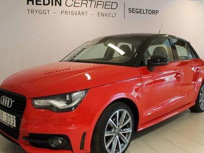 begagnad Audi A1 Sportback A1 S-LINE SPORTBACK S+V-HJUL