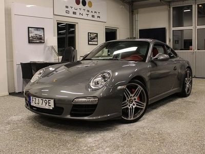 begagnad Porsche 911 Carrera S PDK BOSE 385hk Lucka PASM Parkassist