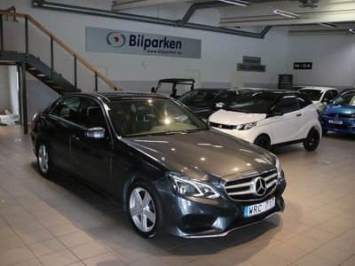 begagnad Mercedes E350 4MATIC 7G-Tronic AMG Euro -14