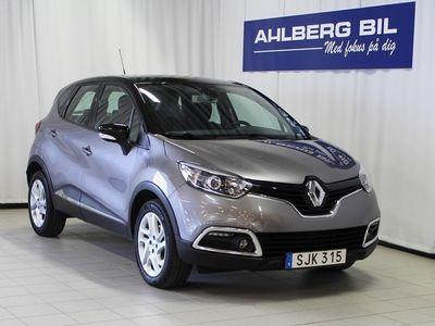 gebraucht Renault Captur TCe 120 EDC Dynamique A 5-d, Garanti 24 månader, Parkeringsradar bak, Elinfällbara backspeglar