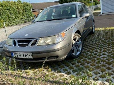 begagnad Saab 9-5 2,3T RESERVDELSBIL