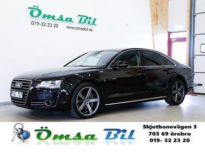 used Audi A8 3.0 TDI V6 Q AUT BOSE NAV 250hk