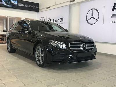 begagnad Mercedes E300 Demo, AMG, Adaptiv farthållare