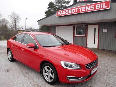 begagnad Volvo S60 T5 Geartronic Momentum Euro 6 245hk