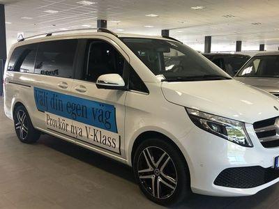 begagnad Mercedes 300 - Benz V - KLASSD AVANTGARDE LÅNG / / DEMOBIL