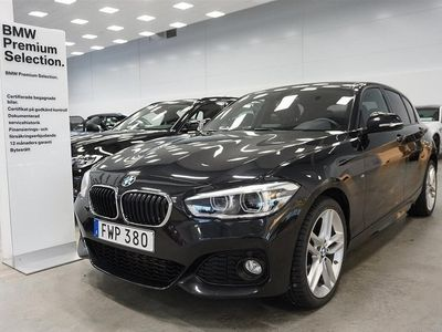 begagnad BMW 120 d xDrive 5-D M Sport Aut LED PDC