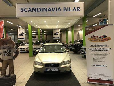 begagnad Volvo S60 2.5T Automat LÅG MIL 210HK