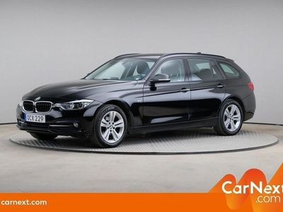 begagnad BMW 318 3 d Xdrive Business Touring DRAG