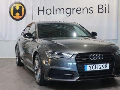 begagnad Audi A6 3.0 V6 TDI Competition S-line Q (326hk) Nav LED