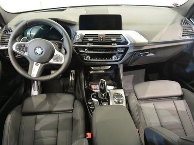 begagnad BMW X3 xDrive30d Steptronic M Sport Innovation